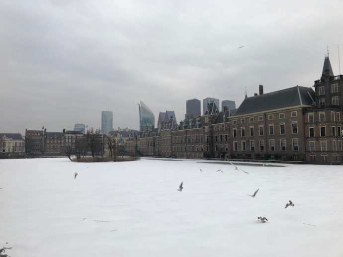 Snow on the Buitenhof, The Hague.jpg