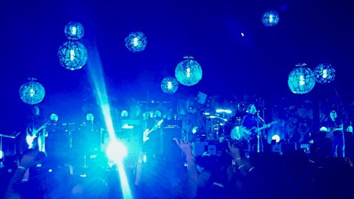 Pearl Jam in the Ziggo Dome, Amsterdam, June 12 2018