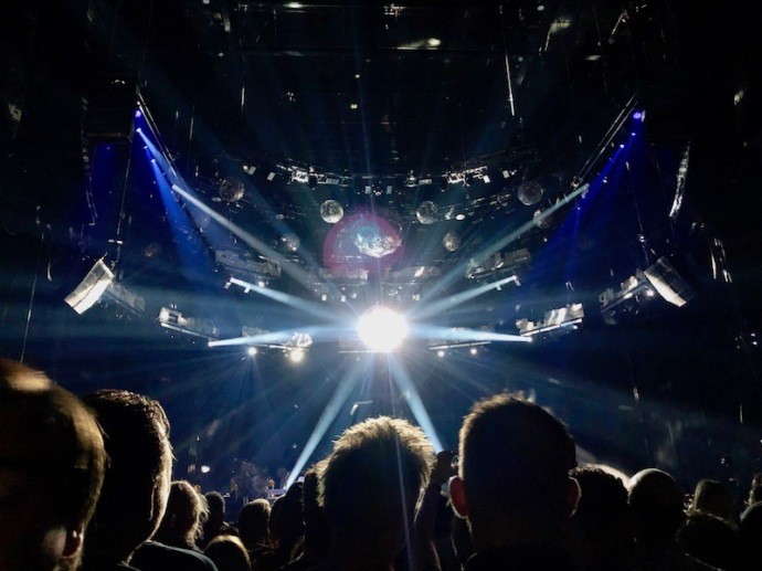 Wishlist - Pearl Jam in the Ziggo Dome, Amsterdam, June 12 2018